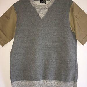Men's Kolor Pullover Top Size 2